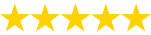5-stars-icon-dw-carpet-cleaning-singapore