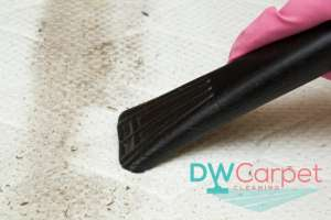 dust-dirt-being-vacuumed-from-mattress-cleaning-dw-carpet-cleaning-singapore
