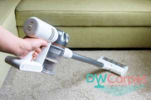 rug-being-vaccumed-rug-cleaning-dw-carpet-cleaning-singapore