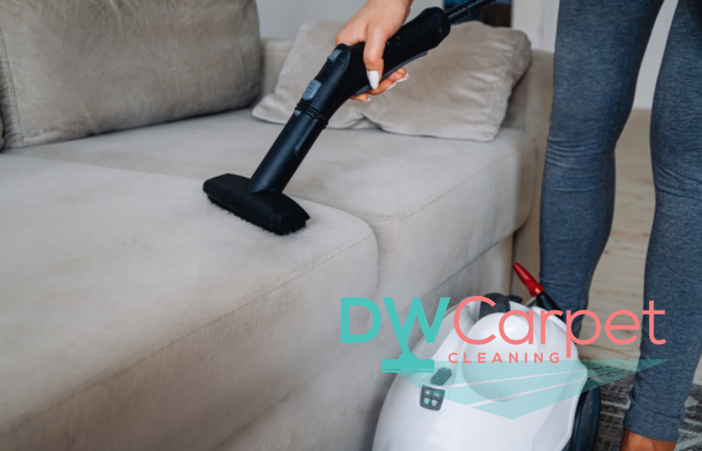 How Do You Clean a Fabric Sofa With a Steamer